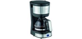 Kaffeemaschine 4 Tassen edelstahl/schwarz SEVERIN KA 4808 Produktbild