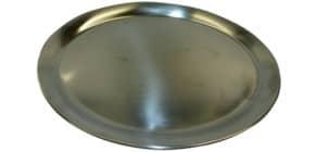 Tablett Edelstahl silber Produktbild
