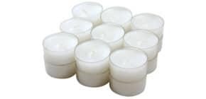 Teelicht 18 Stück weiß ProduktbildEinzelbildM