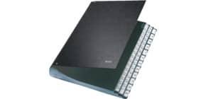 Pultordner  1-31 I-Xii schwarz Produktbild