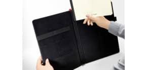 Mappe Flex A4 schwarz Produktbild
