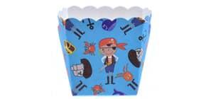 Snackbox 3ST Pirat Produktbild