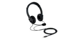 Kopfhörer HiFi schwarz KENSINGTON K97457WW Produktbild