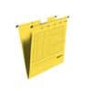 Falken Hängemappe - A4, 230 g/qm, seitlich offen, gelb