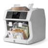 Safescan® 2985-SX Banknotenzählgerät + Prüfer - grau