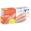 Guanti in vinile senza polvere Icoguanti M trasparenti scatola da 100 guanti - EVSP/MEDIA Immagine del prodotto