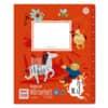 Wörterheft Quart 40 Blatt 1 Mittelstrich liniert ProduktbildEinzelbildS