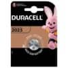 Duracell® Knopfzelle Lithium - CR 2025, 3 V