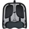 Fellowes® Netz-Rückenstütze Professional Series™ - Textil, 304 x 370 x 195 mm, graphit