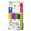 Staedtler® ergo soft® 157 Farbstift - 14 Neon-Farben in Kartonetui