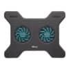 Supporto per laptop Trust Xstream Breeze con 2 ventole nero 17805 Immagine del prodotto Einzelbild 1 S