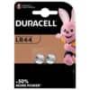 Duracell® Knopfzelle Lithium - LR 44, 1,5 V