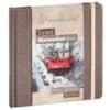 Hahnemühle Toned Watercolour Book - 14x14 cm, 200 g/qm, beige, oberflächengeleimt, 30 Blatt