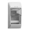 KATRIN® Toilettenpapierspender - weiß, für 2 Rollen