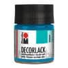 Decorlack Acryl cyan MARABU 1130 05 056   50ml
