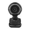 Webcam EXIS Trust con microfono integrato - nero/argento 17003 Immagine del prodotto Einzelbild 2 S
