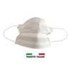 Mascherine chirurgiche monouso bianche Tipo II - Autorizzate dal Ministero della Salute - Conf. 50 pezzi - UNI 40 Immagine del prodotto Einzelbild 2 S