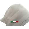 Mascherine chirurgiche monouso bianche Tipo II - Autorizzate dal Ministero della Salute - Conf. 50 pezzi - UNI 40 Immagine del prodotto Einzelbild 3 S