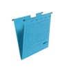 Falken Hängemappe - A4, 230 g/qm, seitlich offen, blau