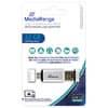 USB Stick 2.0 + MicroUSB inkl. URA ProduktbildEinzelbildS