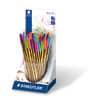 Penna a sfera Staedtler Noris Stick 1 mm assortiti Conf. 30 pezzi - 434M-SKP30 Immagine del prodotto