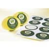 Etichette bianche lucide Avery Ø 60 mm - 12 et./foglio - stampanti laser - conf. 25 fogli - L7790-25 Immagine del prodotto Produktabbildung aufbereitet S