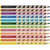 Farbstiftetui EASYcolor 12 Stück sortiert ProduktbildKomponentenabbildung 1S