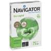 Carta per fotocopie A4 Navigator Ecological 75 g/m² Risma da 500 fogli - NEC0750088 Immagine del prodotto Einzelbild 2 S