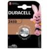 Knopfzellen-Batterie 2450B1 DURACELL DUR030428