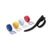 DURABLE Klett-Kabelbinder mit Schlaufe CAVOLINE® GRIP TIE - 1 x 20 cm, 5 Stück, sortiert