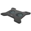 Supporto per laptop Trust Xstream Breeze con 2 ventole nero 17805 Immagine del prodotto Einzelbild 2 S