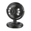 Webcam USB 2.0 1,3 megapixel con luci LED Trust SpotLight Pro nero 16428 Immagine del prodotto Einzelbild 2 S