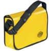 Veloflex® VELOCOLOR® Umhängetasche - 375 x 315 x 110 mm, LKW-Plane, gelb