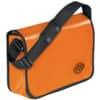 Veloflex® VELOCOLOR® Umhängetasche - 375 x 315 x 110 mm, LKW-Plane, orange