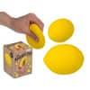 Anti-Stress-Ball Zitrone gelb 12/0066 12,5cm