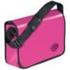 Veloflex® VELOCOLOR® Umhängetasche - 375 x 315 x 110 mm, LKW-Plane, pink