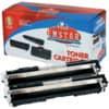 Alternativ Emstar Toner schwarz Doppelpack (09H654H654/H807,9H654H654,9H654H654/H807,H807)