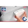 tesa® Clean Air Feinstaubfilter für Laserdrucker, Größe M