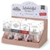 Heiße Weihnachtsschokolade  sortiert FÜR DICH 413150 45gr zauber.Weihnachten