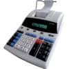 LEO Tischrechner 1232A II - druckend, weiß