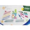 Farbstiftetui EASYcolor 12 Stück sortiert ProduktbildProduktabbildung aufbereitet 2S