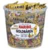 Haribo Fruchtgummi - mini Goldbären, 100 Minibeutel
