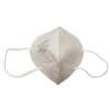 Mascherine monouso FFP2 - Certificazione CE 2163 in TNT bianco - scatola da 20 pezzi, singolarmente imbustati Immagine del prodotto Einzelbild 4 S
