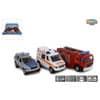 Fahrzeug Rescue Team sortiert 510590 Licht & Sound