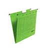 Falken Hängemappe - A4, 230 g/qm, seitlich offen, grün