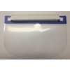 Visiera di protezione individuale in PET trasparente - lavabile e riutilizzabile - 32x22 cm - 470404 Immagine del prodotto Einzelbild 2 S