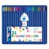Staedtler® ergo soft® 157 Farbstift - 3 mm, Box mit 24 Farben