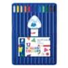 Staedtler® ergo soft® jumbo Farbstift - 4 mm, Box mit 12 Farben