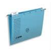 Elba Hängemappe chic - Karton (RC), 230 g/qm, A4, blau