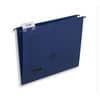 Elba Hängemappe chic - Karton (RC), 230 g/qm, A4, dunkelblau